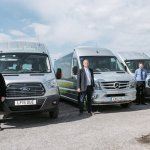 Candy Tours high quality minibuses