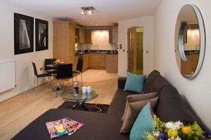House of Fisher's Serviced Apartments
