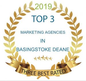 Fruitful Marketing? awarded top 3 Marketing Agency in Basingstoke, Hampshire