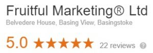 Fruitful Marketing? 5 Star Google Rating